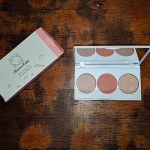 OFRA Madison Miller Highlight and Blush palette